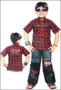 Kids Stylish Shirts