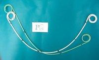Urology Pig Tail Catheter