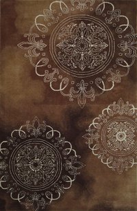 Hand Tufted Modern Carpet in Bhadohi