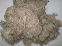 Brown Wool Waste