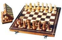 Square Chess Box