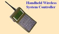 Handheld Type Wireless System Controller