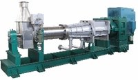 Extrusion Dewatering Machine