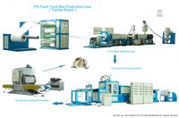 PS FOAM CONTAINER PRODUCTION LINE