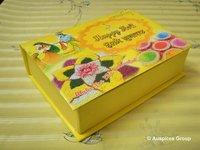 Holi Mubarak - Holi Gift Pack