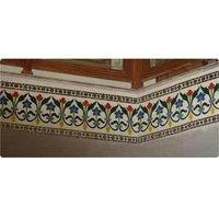 Border Design Glass Tiles