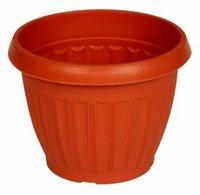 Plastic Round Flower Pots