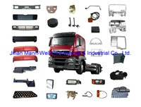 Man Truck And Spare Parts