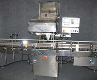 Capsule Counting and Filling Machine