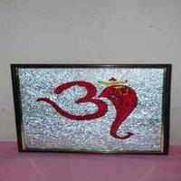 Om Ganesha Painting