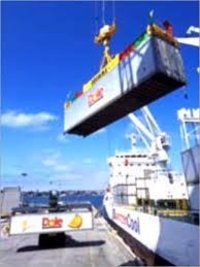 International Sea Freight Forwarding