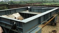 Rocker & Sub Structure For Arc Furnace