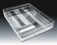 Perforated Kitchen Basket