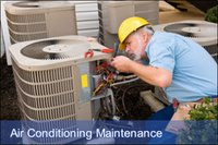 Air Conditioning Maintenance Service