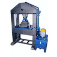 Hydraulic Press Machines For Camphor Slab