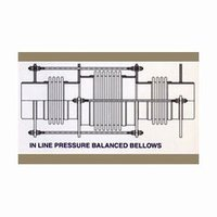 In-Line Pressure Balanced Bellows