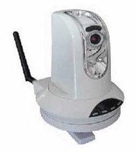 Day/Night Vision Camera With Motion Detector