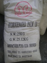 Hydrogenated Palm Oil