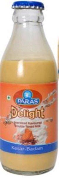 Kesar Badam Flavoured Milk