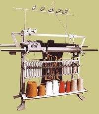 Intarsia Flat Knitting Machine