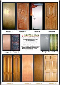 Frp And Laminated Plastics Doors