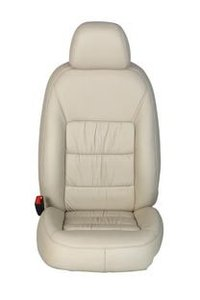 Sage Leather Seat Covers