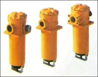 Side Tank Wall Mounted Positive Head Suction Filters