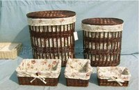 Willow Laundry Baskets
