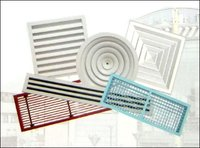 Air Distribution Grills And Diffusers