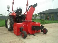Snow Blower CE Tractor