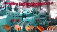 Automatic Hollow/Solid Clay Brick Machine