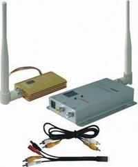 1.2G 1500mw Wireless AV Transmitter And Receiver