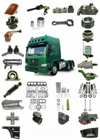 Howo / Stery Truck Spare Parts