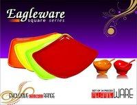Eagleware Square Dinner Sets