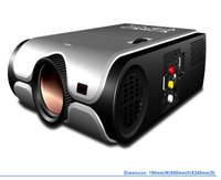 High Resolution LED Business Projector