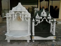 Marble Home Temples