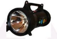 Dragon Light (Heavy Duty Wide Spread Halogen Light ) With Battery