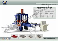 Colored Paver Making Automatic Plant