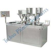 Semi Automatic Capsules Filling Machines-2l