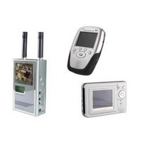Wiraless Camera Detectors