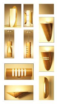 Bamboo Interior Lamps
