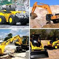 Construction Equipment Rental Service