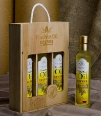 Cold Pressed And Refined Pine Nut Oils