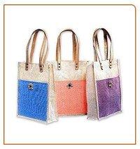 Ladies Fashionable Jute Bag