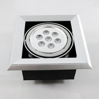 7W Energy Saving LED Grille Light