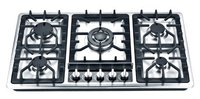 SS.5 Burner Gas Cooker