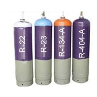 Refrigeration Gas