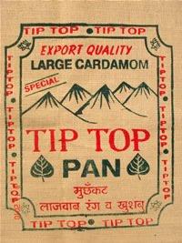 Tip Top Pan Brand Cardamom Pods