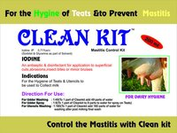 Mastitis Control Kit