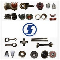 Truck Spare Parts (Shacman)